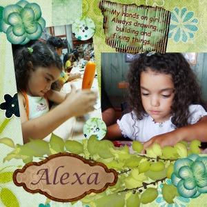 Alexa fix it girl