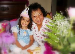 Abuela y La Princesa 2007